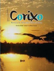 III Edição Revista Corixo de Extensão Universitária Semestral Dez/2015