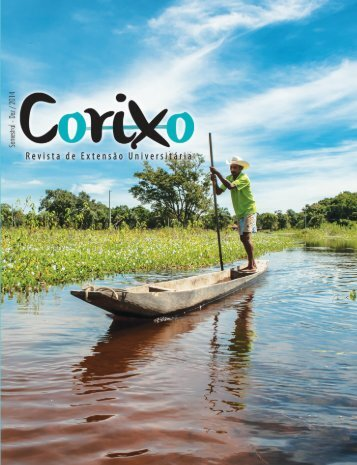 I  Edição Revista Corixo de Extensão Universitária Semestral Dez/2014