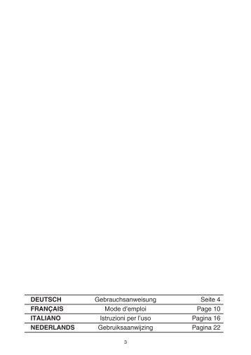 KitchenAid ZCBB 7030 AA - ZCBB 7030 AA DE (859991016990) Istruzioni per l'Uso
