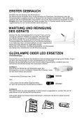 KitchenAid ZCBB 7030 AA - ZCBB 7030 AA DE (859991016990) Istruzioni per l'Uso - Page 2