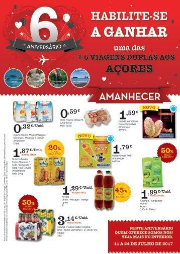 Folheto Amanhecer | Dia-a-Dia Supermercados 11 a 24 Jul 2017