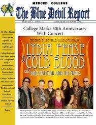 Volume 3 Issue 2 - Oct 2012 - Merced College