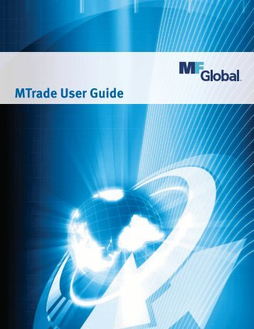 MTrade User Guide - Field Financial Group
