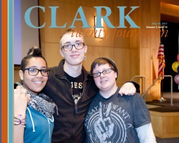 May 16, 2011 - Clark College