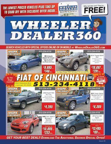 Wheeler Dealer Issue 28, 2017