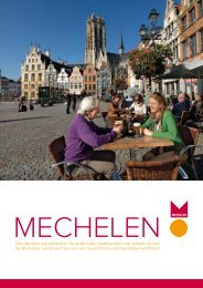 Mechelen - Tourismus Flandern-Brüssel