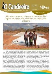 Rio, pipa, po?o e cisterna: o caminho das ?guas ?s casas das fam?lias no semi?rido mineiro