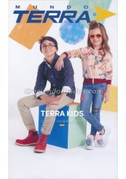 #590 Mundo Terra Kids calzado para ninos Otono Invierno 2017