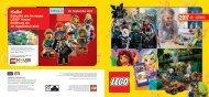 LEGO-Katalog Juli - Dezember 2017