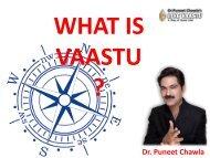 What is Vaastu
