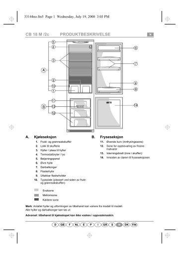 KitchenAid 2 CI-340 - 2 CI-340 NO (853976518100) Scheda programmi