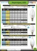 Λάμπες LED, ηλεκτρονικές, αλογόνου, πυράκτωσης, φθορίου, μπαταρίες - Page 5