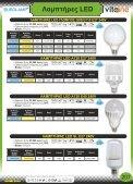 Λάμπες LED, ηλεκτρονικές, αλογόνου, πυράκτωσης, φθορίου, μπαταρίες - Page 7
