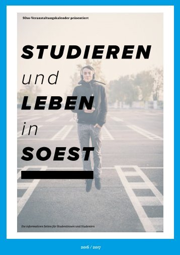 SOso-Studieren und Leben in Soest