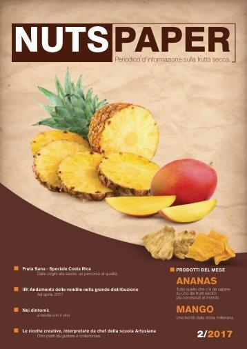 NUTSPAPER ananas mango LOall