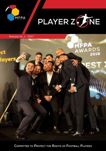 Player Zone Magazine #1
