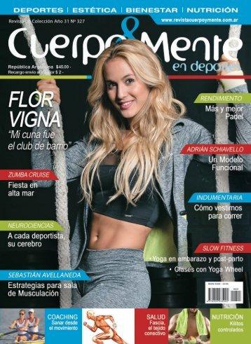 Revista Cuerpo y Mente en Deportes (Edición 327)