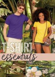 T shirt Essentials Brochure