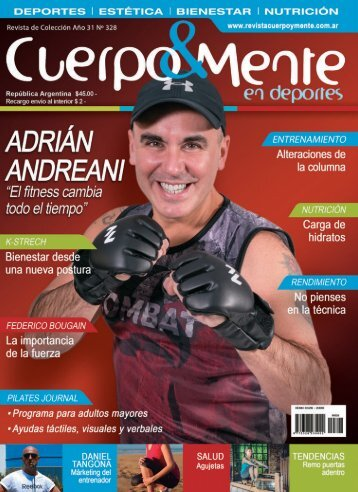 Revista Cuerpo y Mente en Deportes (Edición 328)