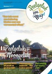 Peelgeluk magazine - juni 2017