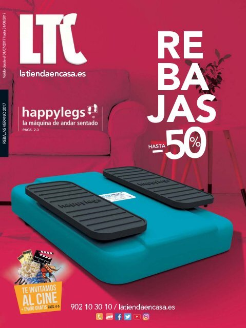 41297e4704 Catálogo LTC latiendaencas.es Rebajas verano 2017