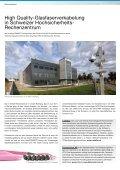 Rechenzentrum Fiberoptik Verkabelung Gebäudeautomation ... - Seite 6