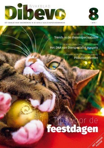 Dibevo-Vakblad nr 8 - 2016