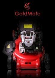 Saçar Makina | Goldmoto - Çim Biçme Makinaları Ürün Kataloğu
