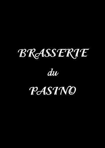 CARTE BRASSERIE 2017