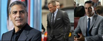 Grey Suit Combinations Dressed to the Nines