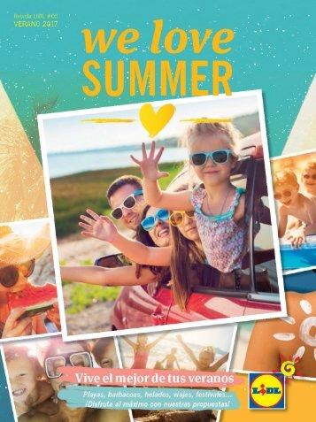 Revista LIDL Verano 2017