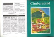 Cimbernland Ausgabe 3 Jahrgang 1984