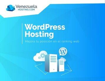PDF Wordpress Hosting Venezuela Hosting
