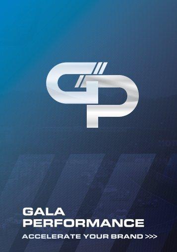 Gala Performance Summer 2017 Catalogue