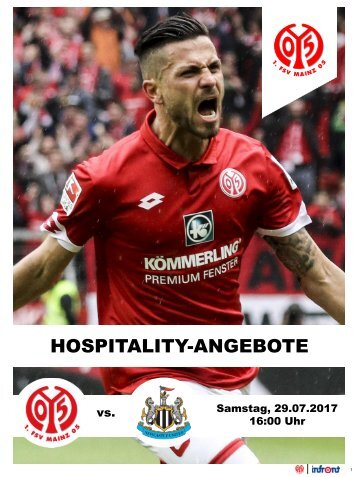 1. FSV Mainz 05_HospitalityAngebot_NUFC