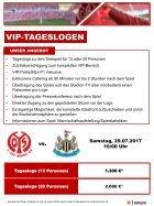 1. FSV Mainz 05_HospitalityAngebot_NUFC - Seite 4