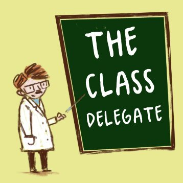 The class delegate