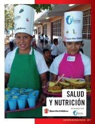 Informe Final Salud y Nutrición / Dolphin Discovery2017