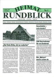Heimat-Rundblick 1, 1987