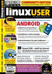ANDROID - LinuxUser