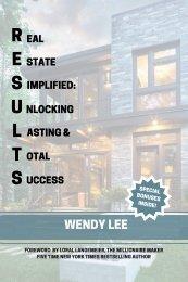 Real Estate Simplified: Unlocking Lasting &  Total Success