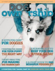 Dog Ownership 101 - March/April 2017