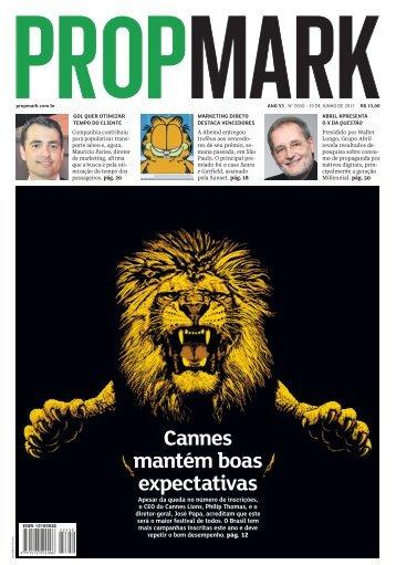edição de 19 de junho de 2017