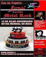 JORNAL DIA MUNDIAL DO ROCK