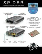SPIDER COVERT DVR  RBL - Page 5
