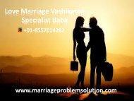 Love Marriage Vashikaran Specialist Baba