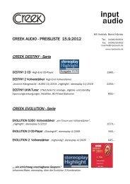 weitere Produkte und Preise bitte hier klicken....