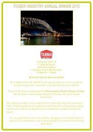 Friday October 29 Crystal Ballroom Luna Park Sydney ... - Forestworks
