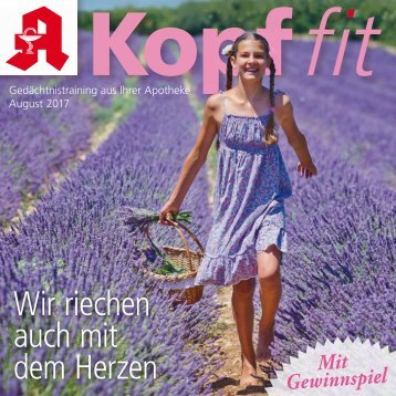 "Leseprobe ""Kopf-fit"" August 2017"