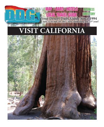 Desert Daily Guide July 12 to July 18, 2017 Now celebrating our 23rd year!